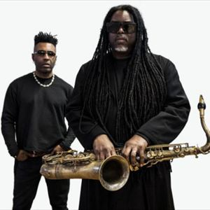 Courtney Pine - Black Notes From The Deep Ft Omar