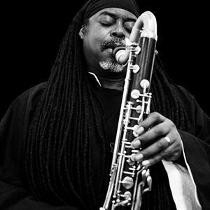 Courtney Pine + Omar: Black Notes from the Deep