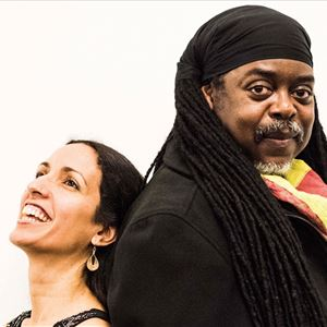 COURTNEY PINE with Zoe Rahman