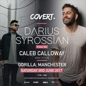 Covert presents Darius Syrossian