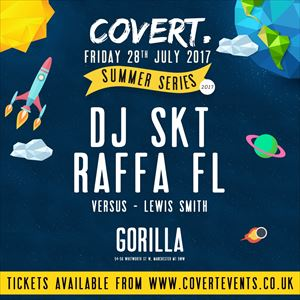 Covert presents DJ SKT & Raffa FL