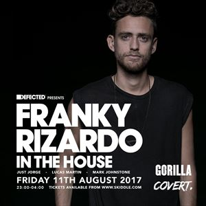 Covert presents Franky Rizardo In The House