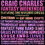 Craig Charles Fantasy Weekender