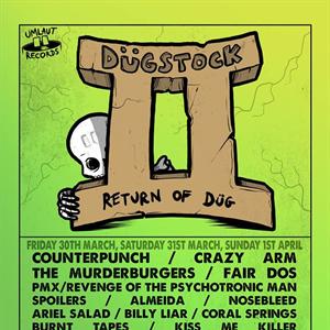 Crazy Arm (Dugstock 2)