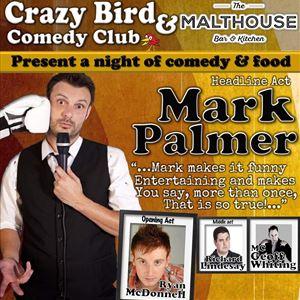 CrazyBird Comedy at The Malthouse