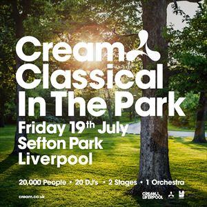 Cream Classical In The Park 2019