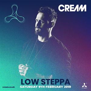 Cream Nottingham  / Low Steppa