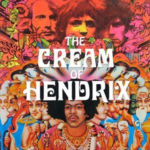 Cream of Hendrix - Jimi Hendrix & Cream tribute