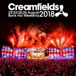 Creamfields 2018