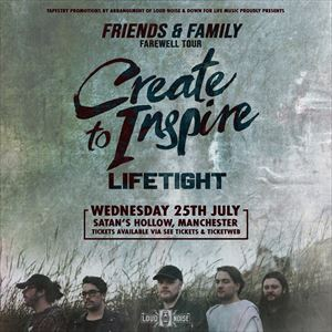 Create To Inspire Farewell Show - Manchester
