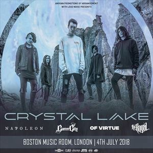 Crystal Lake + Supports