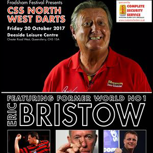 CSS North West Darts Masters - Eric Bristow