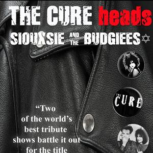 CUREHEADS/SIOUXSIE & THE BUDGIES