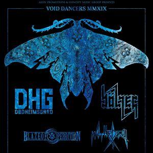 DØDHEIMSGARD/ BÖLZER/ BLAZE OF PERDITION
