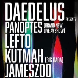 Daedelus Presents Panoptes (Live AV Show)