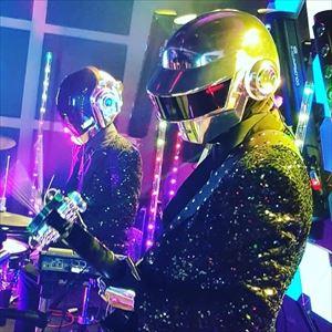 Daft Funk Live - A live tribute to Daft Punk