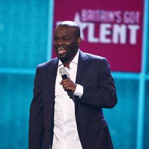Comedy Tour Show - Daliso Chaponda