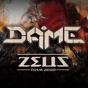 Dame Zeus Tour 2020