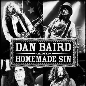 Where Were We Tour 2018 - Dan Baird & Homemade Sin