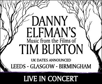 Danny Elfman's Music From The Films Of Tim Burton