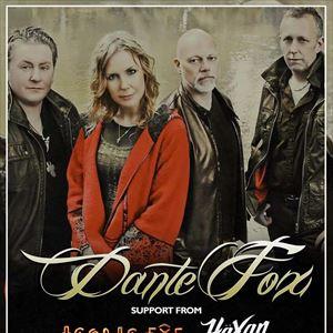 Dante Fox + support