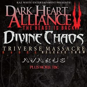 Dark Heart Alliance II: Divine Chaos + Support
