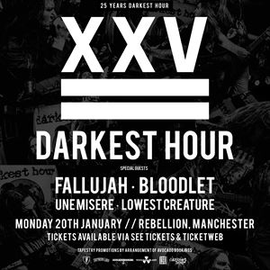 Darkest Hour - Manchester
