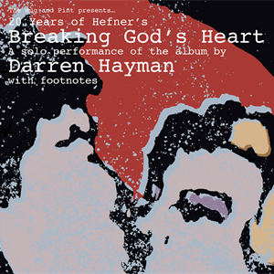 DARREN HAYMAN
