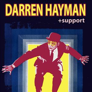 Darren Hayman + Support