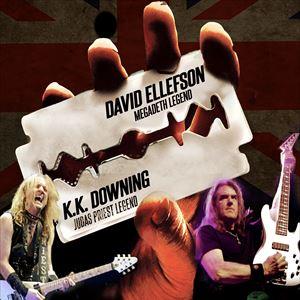 Dave Ellefson plus KK Downing & Ripper Owens