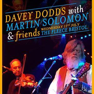 Davey Dodds with Martin Solomon & friends