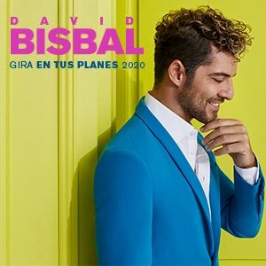 David Bisbal tickets in