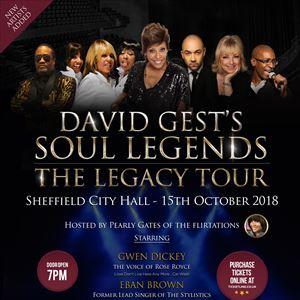 David Gest Soul Legends
