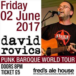 David Rovics - Punk Baroque