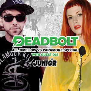 Deadbolt All Time Low Vs Paramore Special