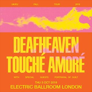 Deaf Heaven & Touché Amoré