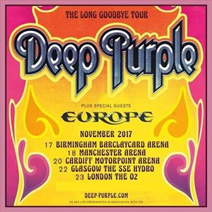 Deep Purple: The Long Goodbye Tour