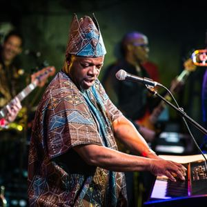 Dele Sosimi Afrobeat Orchestra