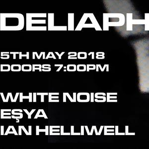 Deliaphonic: White Noise w/ Esya & Ian Helliwell