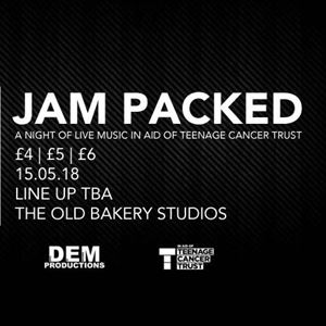 DEM Productions Presents - Jam Packed