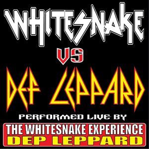 Dep Leppard Vs The Whitesnake experience