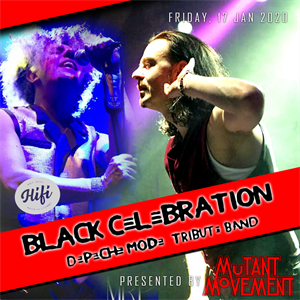 Depeche Mode tribute band Black Celebration: Live