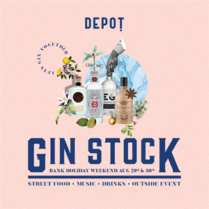 Depot : Gin Stock