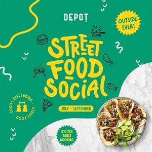 Depot : Street Food Social