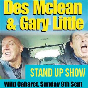 Des McLean & Gary Little Stand Up show