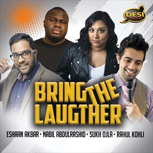 Desi Central: Bring The Laughter