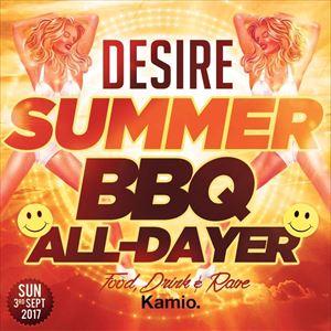 Desire - Summer BBQ All-Dayer