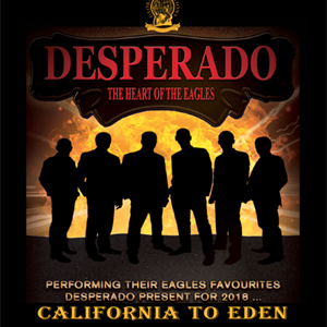 Desperado - The heart of the eagles