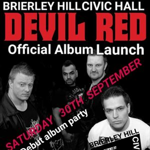 Devil Red album launch