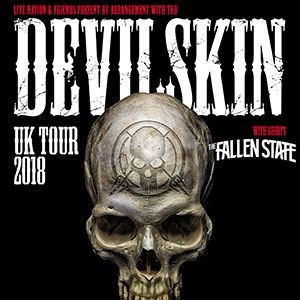 Devilskin / 07.11.18 / The Craufurd Arms, MK